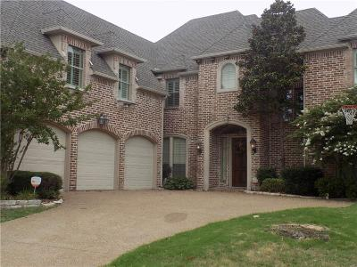 Frisco Single Family Home Active Option Contract: 4633 Liam Drive