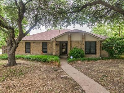 Rowlett Single Family Home For Sale: 3726 Flagstone Avenue