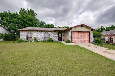 Garland Single Family Home For Sale: 1426 High Meadow Drive