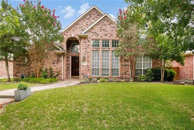 Plano Single Family Home For Sale: 3912 Kimbrough Lane