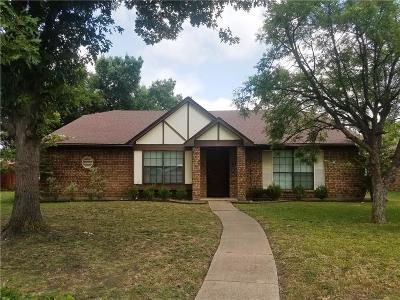 Garland Residential Lease For Lease: 2425 Inverness Drive