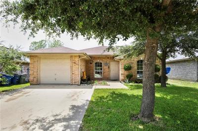Dallas Single Family Home For Sale: 637 Delphinium Drive