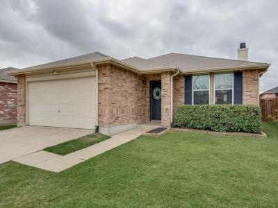 Denton Single Family Home For Sale: 3528 Clydesdale Drive