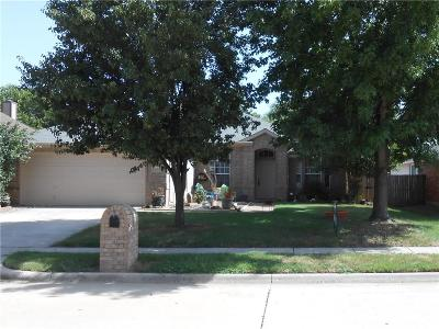 Corinth Single Family Home For Sale: 1604 Meadowview Drive