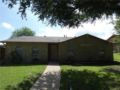 Single Family Home For Sale: 2926 Clover Valley Drive