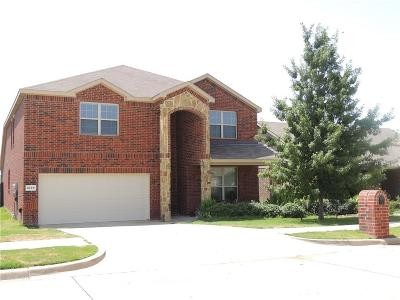 Dallas County Single Family Home For Sale: 2549 Cumberland Trail