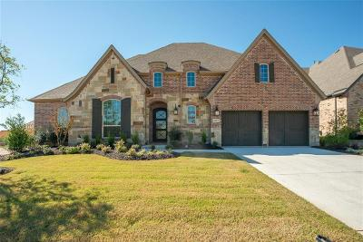 McKinney Single Family Home For Sale: 6213 Crystal Cove Court