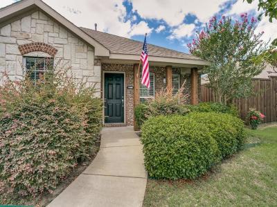Allen Single Family Home For Sale: 1610 Balboa Lane