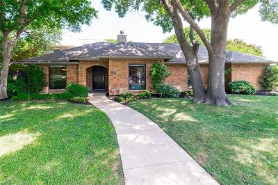 Plano Single Family Home For Sale: 4125 McClary Drive