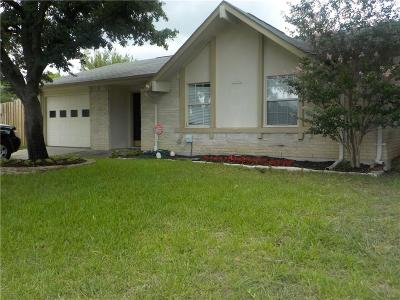 Carrollton Single Family Home For Sale: 2109 Croft Road