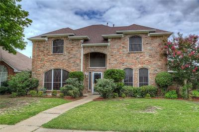 Mesquite Single Family Home For Sale: 2408 Liles Lane