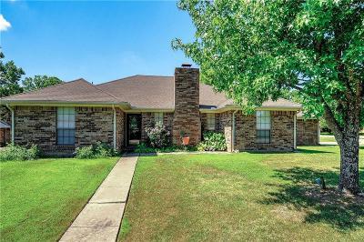 Sherman Single Family Home For Sale: 4700 Bello Vista Circle