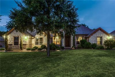 Somervell County Single Family Home Active Kick Out: 112 Heritage Place