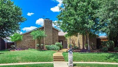 Plano Single Family Home For Sale: 3809 Galleria Court