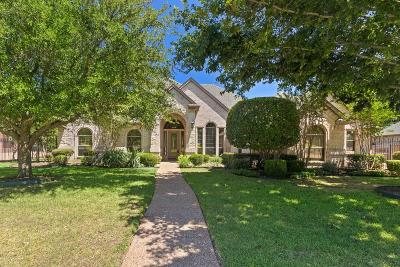Keller Single Family Home Active Option Contract: 1412 Micah Way