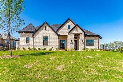 Lucas Single Family Home For Sale: 1319 Hicks Trail