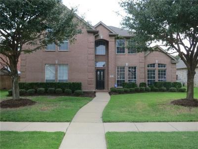 Coppell Residential Lease For Lease: 207 Brittany Drive