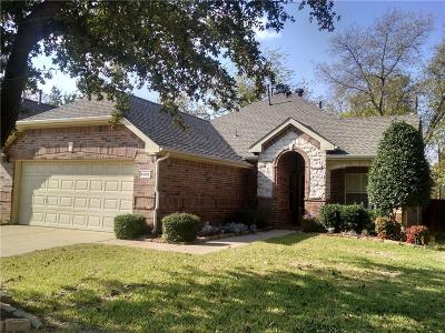 Flower Mound Single Family Home For Sale: 6305 Branchwood Trail