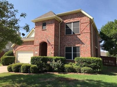 Denton Single Family Home For Sale: 5517 Brookside Drive