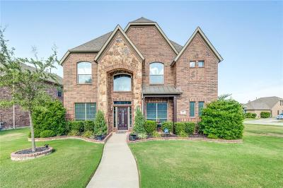 Keller Single Family Home For Sale: 1701 Imperial Springs Drive