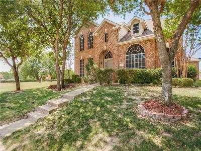 Rockwall Single Family Home For Sale: 423 Monterey Drive