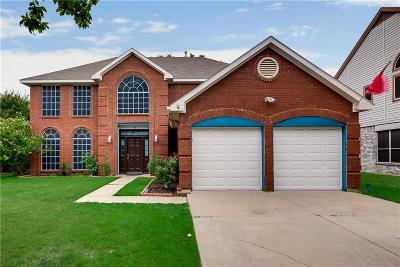 Grand Prairie Single Family Home For Sale: 124 Summit Court
