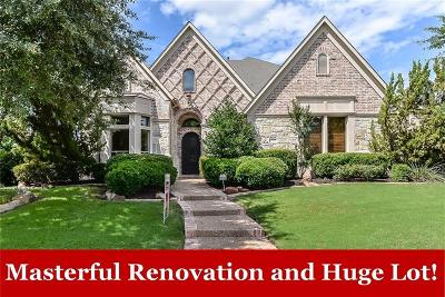 McKinney Single Family Home For Sale: 6804 Knollwood Drive