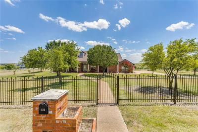 Weatherford Single Family Home For Sale: 172 John Chisholm Road