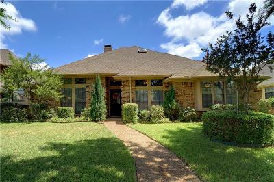 Irving Single Family Home For Sale: 605 Red River Trail