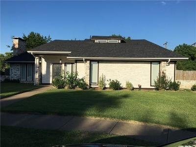 Irving Single Family Home For Sale: 3804 Greenhills Court E