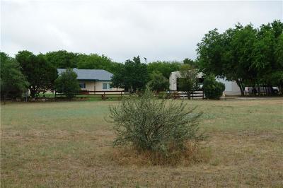 Goldthwaite Single Family Home For Sale: 1297 Trent