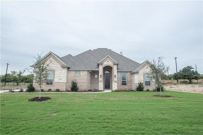 Weatherford Single Family Home For Sale: 2009 Vanderbilt Drive