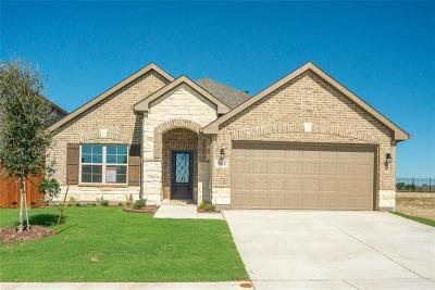 Haslet Single Family Home For Sale: 11912 Toppell Trail