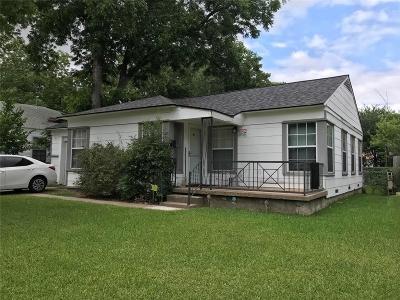 Garland Single Family Home For Sale: 1421 Redbud Lane