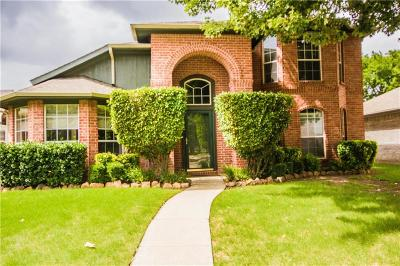 Frisco Residential Lease For Lease: 11036 Quest Drive