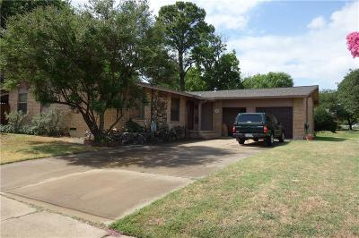 Lewisville Single Family Home For Sale: 596 Surf Street