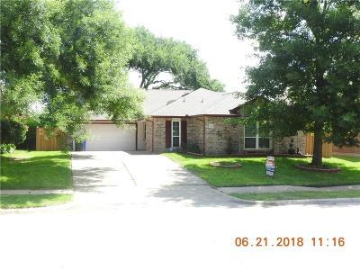 Forney Single Family Home For Sale: 502 Laurel Lane