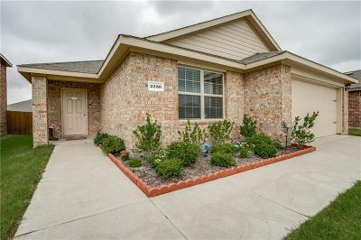 Forney Single Family Home For Sale: 2230 Torch Lake Drive