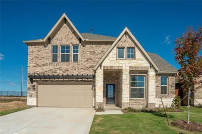 Haslet Single Family Home For Sale: 11916 Toppell Trail