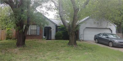 Corinth Single Family Home For Sale: 3619 Clearview Drive
