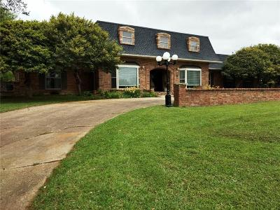 McKinney Single Family Home For Sale: 2506 Rockhill Road