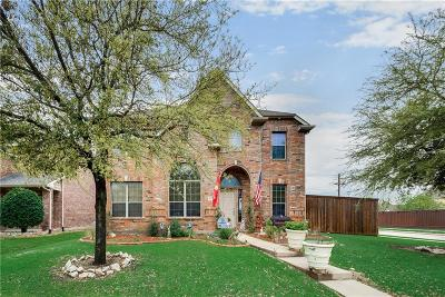 Frisco Single Family Home For Sale: 8499 Shakespeare Lane