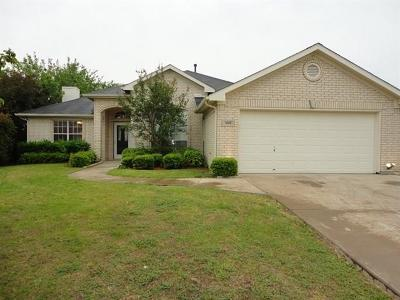 Mansfield Residential Lease For Lease: 1606 Windcastle Drive