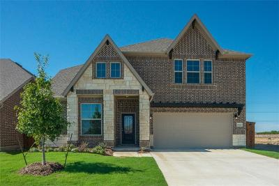 Haslet Single Family Home For Sale: 11865 Toppell Trail