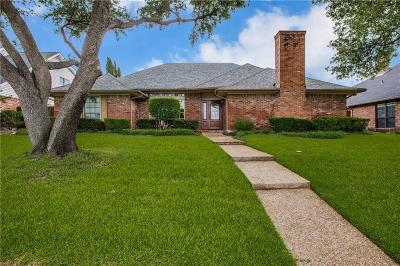 Richardson Single Family Home For Sale: 240 Canyon Valley Drive
