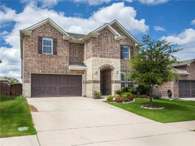 McKinney Single Family Home For Sale: 3908 Brook Wood Drive