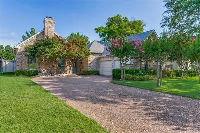 Dallas Single Family Home For Sale: 5926 Bent Creek Trail