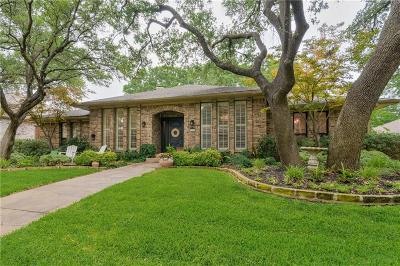 Dallas Single Family Home For Sale: 9406 Shady Valley Drive