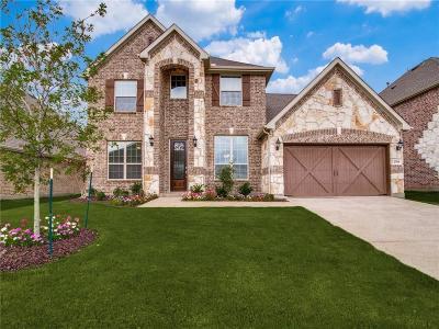 Celina Single Family Home For Sale: 2709 Driftwood Creek Trail