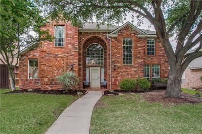 Plano Single Family Home For Sale: 3617 Banks Circle
